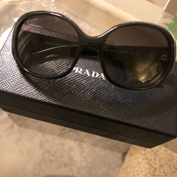 2fb1892a5be 2013 Spring Prada SPR260 Sunglasses Black. M 5aa8bcb105f430d2031a9a06.  Other Accessories ...